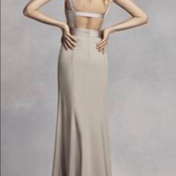 bd4f94c34931 Vera Wang Biscotti Bridesmaid Dress. M_5b5f59a2e944ba072f115bf9